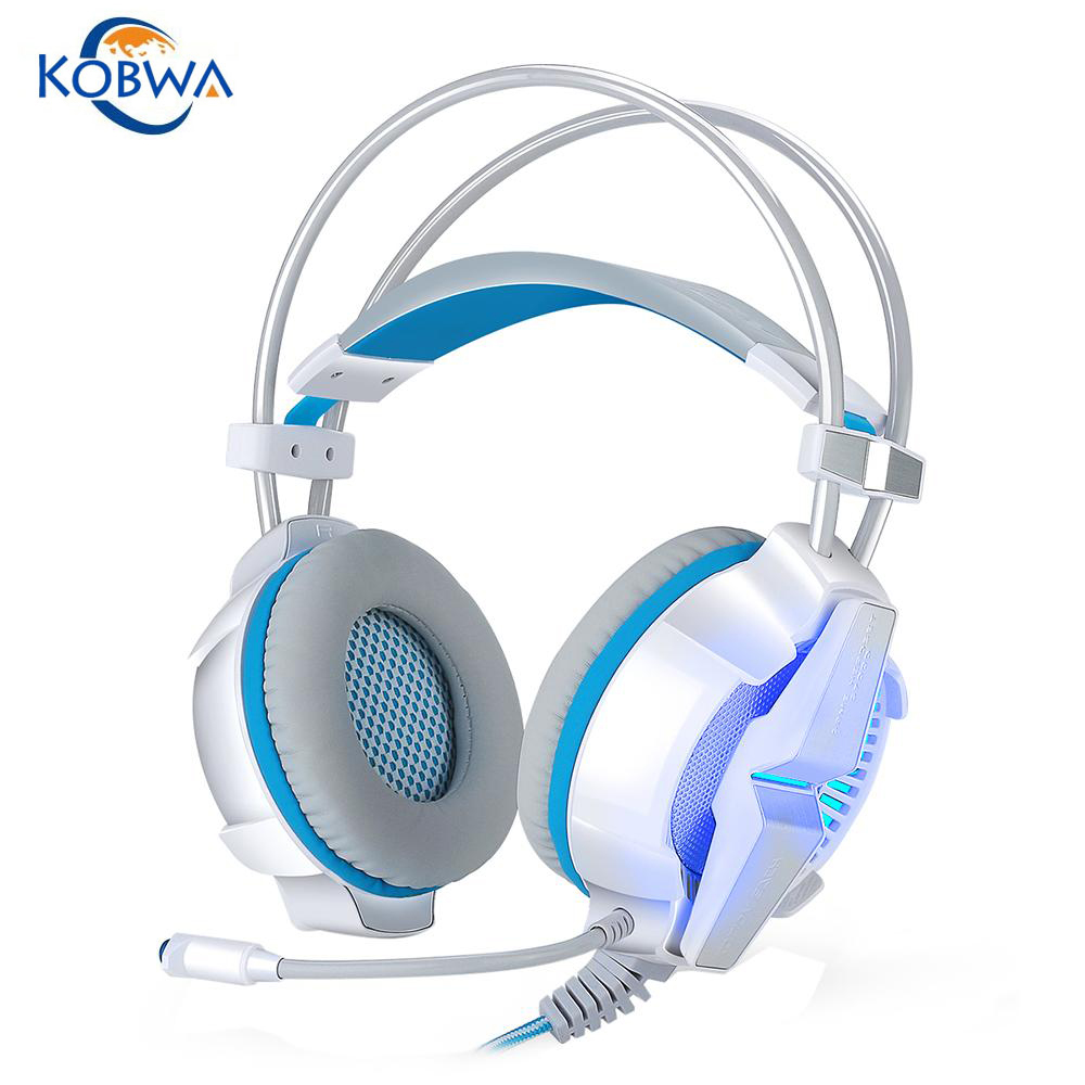 USB Surround Sound Gaming Headphones With Microphone Stereo Headset Bass LED Light for Computer PC Adjustable Vibration Mode high quality gaming headset with microphone stereo super bass headphones for gamer pc computer over head cool wire headphone