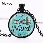Book Nerd Necklace Q...