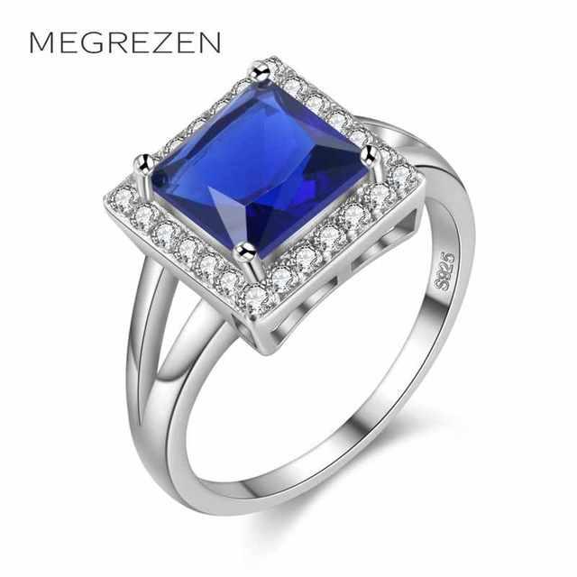 anello con pietra blu prezzo