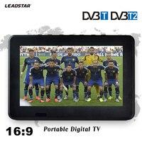 Oferta Receptor de televisión Digital y analógica HD de 9 pulgadas LEADSTAR soporte de TV LED para