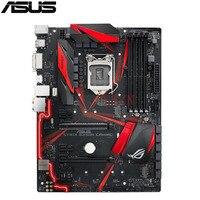 Оригинальная новая настольная материнская плата ASUS ROG STRIX B250H GAMING B250 LGA 2400/2133 4 * DDR4 1151 г 64 г 6 SATA3 без оригинальной коробки
