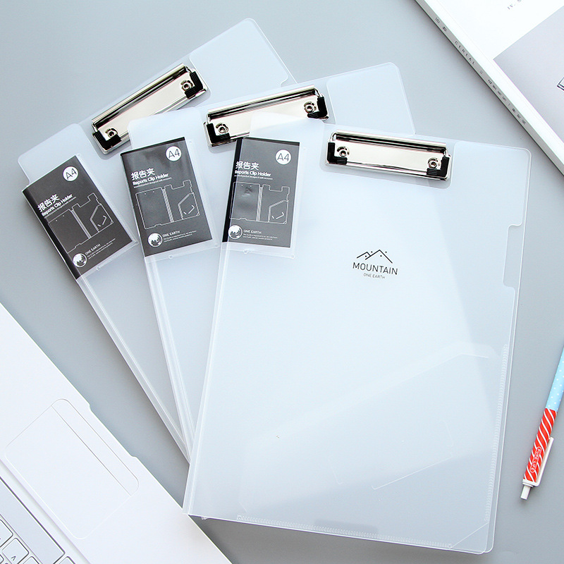 1pc Cute small fresh clipboard A4 white and black document bag file folder papelaria business financial school supplie JB081pc Cute small fresh clipboard A4 white and black document bag file folder papelaria business financial school supplie JB08