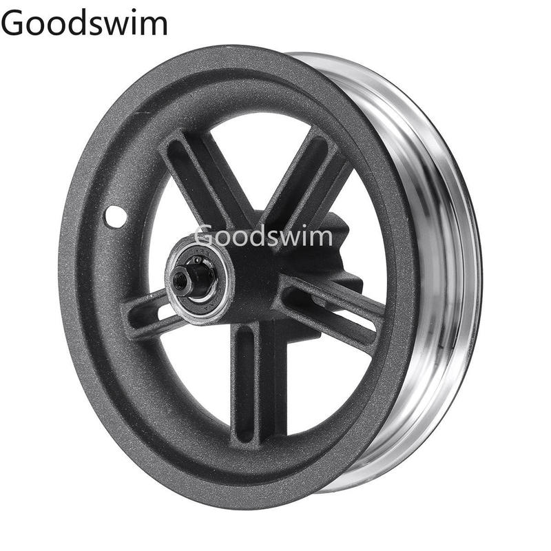 Xiaomi Scooter Rear Wheel Hub Repair Spare Parts for 8.5'' Xiaomi Mijia M365 Electric Scooter Bird Scooter