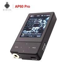 HIDIZS AP60 Pro Bluetooth портативный мини Hi-Res музыкальный плеер MP3 с ES9118C цап поддержка DSD64/128 PCM 384 кГц/32bit Hiby Link