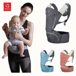 Bebear Ergonomische Draagzak AX19 Ergonomie Verstelbare Multifunctionele Ademend Baby Carrier Peuter Sling Wrap Bretels