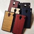Original de lujo hard case para xiaomi redmi 1 s hongmi 1 s cubierta del teléfono móvil shell by diseño volver oro negro de madera de madera casos
