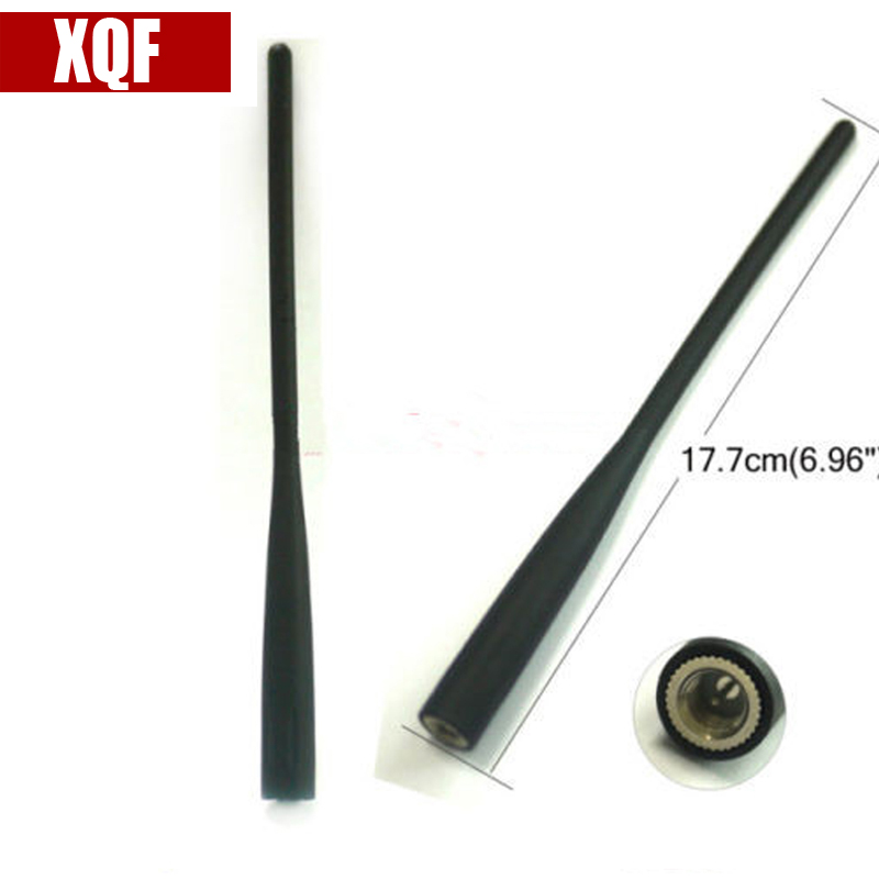 XQF 144/440 MHz Dual-Band Hanheld Antenna For ICOM Radio IC-91AD IC-92AD IC-R2 Two Way Radio