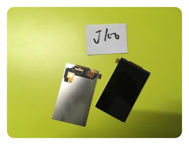 J1 lcd para samsung j1 j100 original lcd screen display substituição de peças não sensor de painel; com número de rastreamento