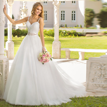 Romantic Sweetheart Cheap A-line Bride Wedding Dresses Court Train Custom Made Vintgae Bridal Gowns 2016 Vestido De Novia Curto