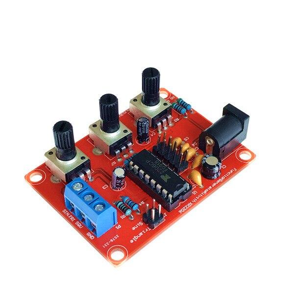 Circuito Xr2206 : Xr función generador de señal diy kit de sine triángulo