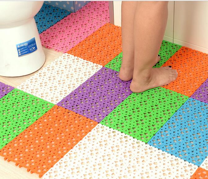 High Grade Plastic Strong Suction Anti Slip Mat Kitchen Bathroom ...