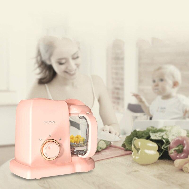 Еда смесители кормления машина приготовления и перемешивания Многофункциональный Детские Еда шлифовальный станок. Новый