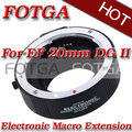 Macro AF Auto Focus Automatic Extension Tube 20mm DG II for CANON EF EF-S Lens