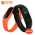 Оригинал Xiaomi Mi Группа 2 miband 2 фитнес-трекер монитор сердечного ритма и oled-дисплей smartband 20 дней в режиме ожидания