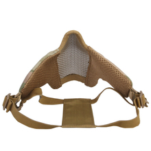 Tactical Airsoft Facemask