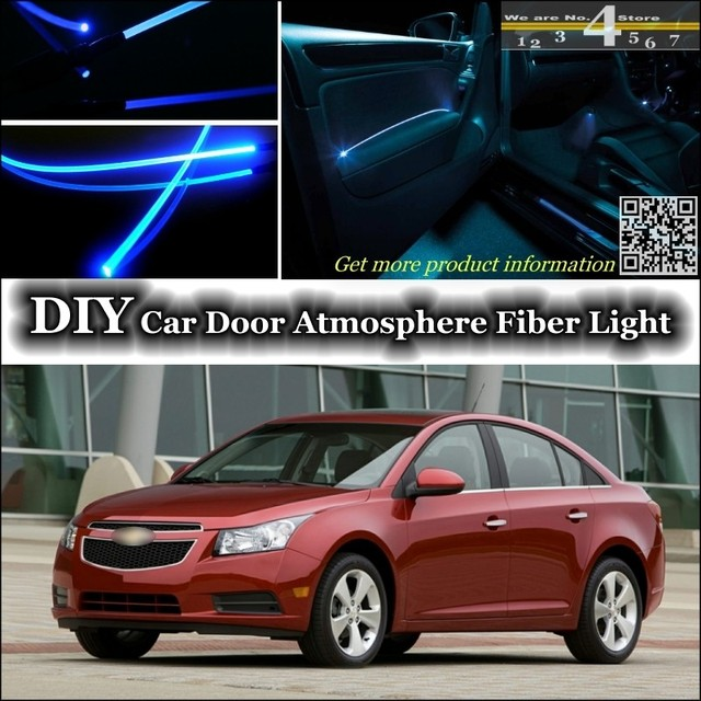 For Chevrolet Cruze J300 interior Ambient Light Tuning Atmosphere ...