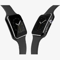 ใหม่สมาร์ทนาฬิกาE6ที่มีบลูทูธนาฬิกาข้อมือสำหรับAndroidซัมซุงHuawei Sonyโทรศัพท์ภาษาอังกฤษซิมการ์ดนอ...