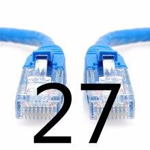 27 # MEIBAI WS CAT5 прямой сетевой кабель сетевой Ethernet Патч-корд LAN кабель CAT5