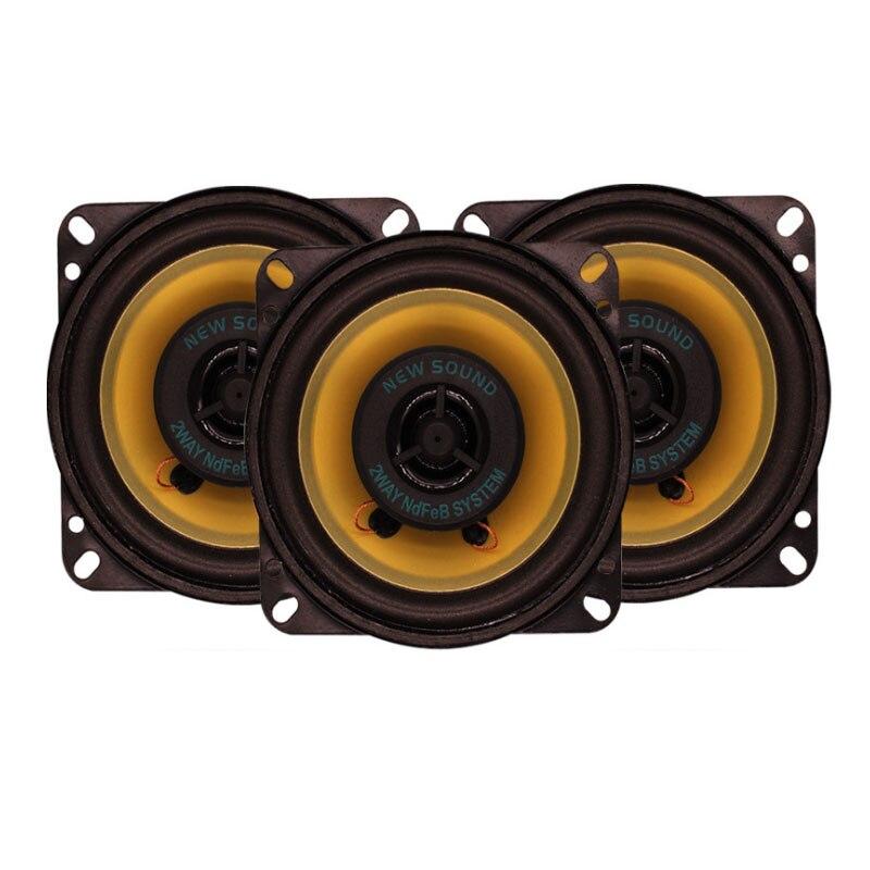 4inch Car Audio Speaker Coaxial Tweeter