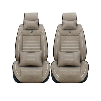 Special Breathable Car Seat Cover For Volvo S60L V40 V60 S60 XC60 XC90 XC60 C70 s80 s40 auto accessories car Stickers 3 28