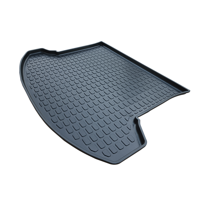 3D Trunk Mat Premium Waterproof Anti-Slip Car & Trunk Tray Mat Protector Cover in Heavy Duty for Mazda CX-7, Black trunk tray mat for toyota corolla premium waterproof anti slip car in heavy duty black