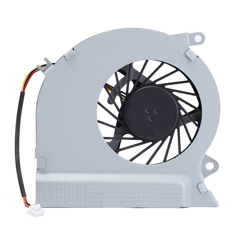 5V 0.55A CPU Computer Notebook Cooling Fan 3 Pins For MSI GE70 MS-1756 MS-1757 Laptop PAAD06015SL N285 New Cooler fan For MSI metal frame rectangle ombre affordable polarized sunglasses
