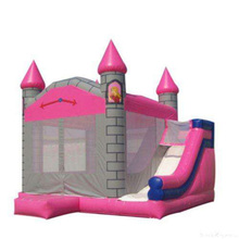 ПВХ Подгонянная надувная горка/надувной Батут Дом крытая игровая площадка