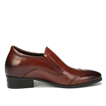 Mens Slip On Dress Shoes Genuine Leather
