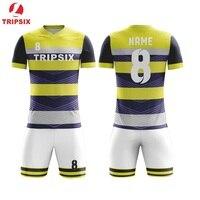 Custom High End Oem Full Sublimation Soccer Shirt Free Shipping Full Sublimation Soccer Team Jerseys