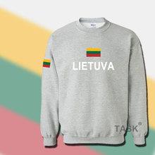 Lithuania Lithuanian hoodies men sweatshirt sweat suit nation 2017 streetwear footballer sporting tracksuit LTU Lietuva Lietuvos