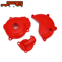 Motorcycle Magneto Engine Clutch Water Pump Cover Protect For ZONGSHEN NC250 250 KAYO T6 K6 BSE J5 RX3 ZS250GY 3 4 Valves Parts