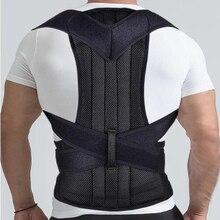 Back Shoulder Support Posture Corrector Belt Men Women Corse