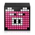 Divoom timebox mini portátil sono-aid despertador inteligente com app do pixel programáveis led bluetooth speaker