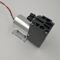 PWM 0~5V speed control brushless mini diaphragm fish bowl air pump 6/9V/12/24Vdc