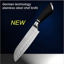 """2016 7 """"Edelstahl Damaststahl Küchen Kochmesser multifunktionale Janpanese Obst Gemüse Messer Hackmesser"""