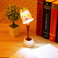 Creative cartoon Night light bedroom bedside reading lights modern fashion Coffee lamps for study lamp Eye led eye lamp CFTD
