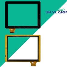 "Schwarz 9,7 ""zoll Touchscreen für Onda V971S, V972 Tablet PC touchscreen-panel glas digitizer ZOLL-300-L4318A-A00/M978A2 237*183mm"