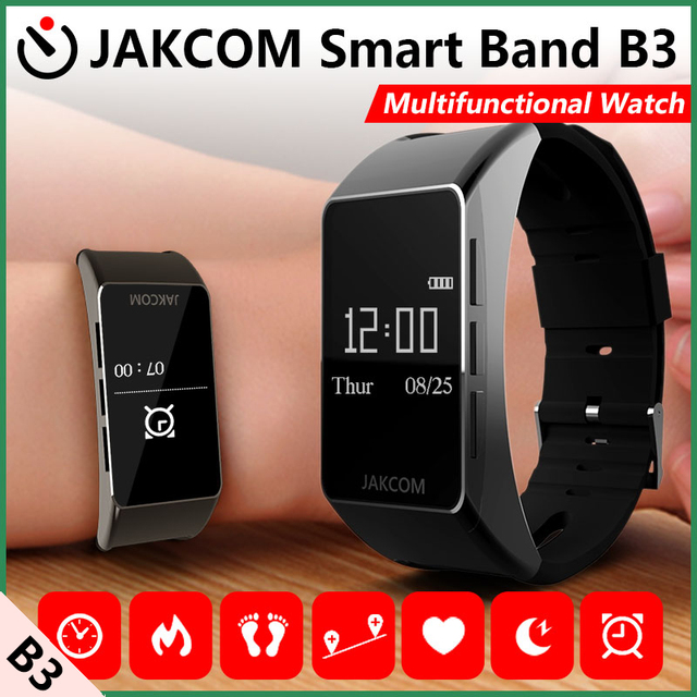 Jakcom B3 Smart Watch New Product Of Screen Protectors As Restaurant Bell Used Hotel Cord Phones