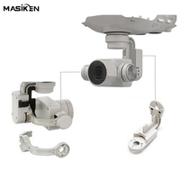 MASiKEN For DJI Phantom 4 Pro Drone Gimbal Yaw Roll Arm Repair Parts for DJI Phantom4 Pro Drone Accessories Original