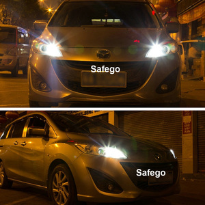 Image 5 - Safego bombilla LED de estacionamiento para coche, luces laterales, T10 W5W Canbus 194 168, sin Error, 10 smd 5630, 2 uds.