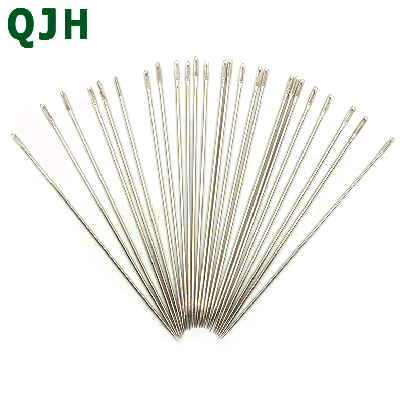 30 PCS Hand Sewing Craft Needle Length 80 mm Dia 0.5mm Jewelry Findings