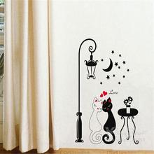 Cartoon car Flower vine DIY Vinyl Wall Stickers For Kids Rooms Home Decor Art Decals 3D Wallpaper decoration adesivo de parede
