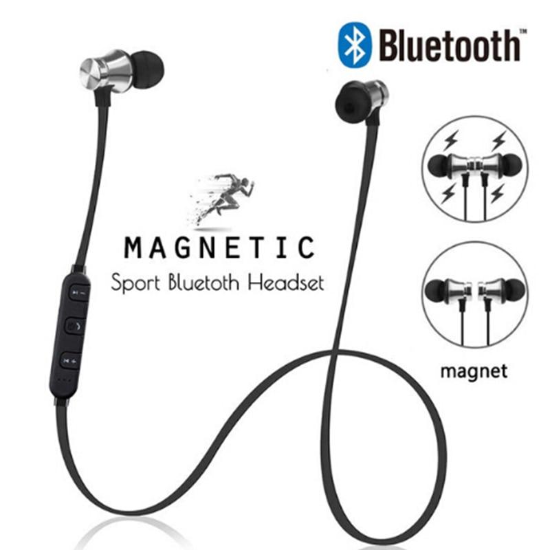 Wireless Headphone Bluetooth Earphone Sport Headset Fone De Ouvido For Iphone Samsung Xiaomi Smart Phone Ecouteur Auriculares