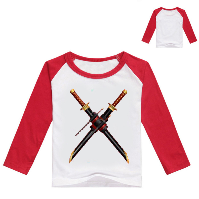 Z&Y 3-9Years Toddler Baby Boys Summer Casual T-shirt Letter Kids Legoes Shirts Style Bobo Choses Shirt Toddler Long Sleeve N7235