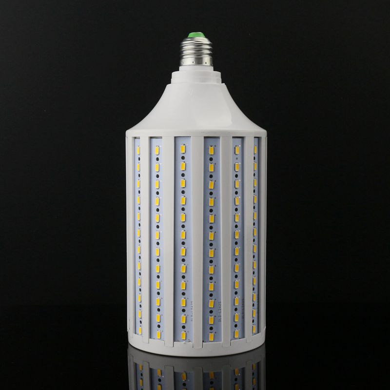 E26 E27 B22 E40 80W 5730 216 LEDs SMD Cree chip Corn Light AC85-265V LED Bulb Lamp Cool Warm White Lampada Pendant Lighting