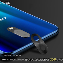IMIDO Full Coverage Rear Camera Lens Protective Cover for OPPO R17 Pro K1 Back Ring
