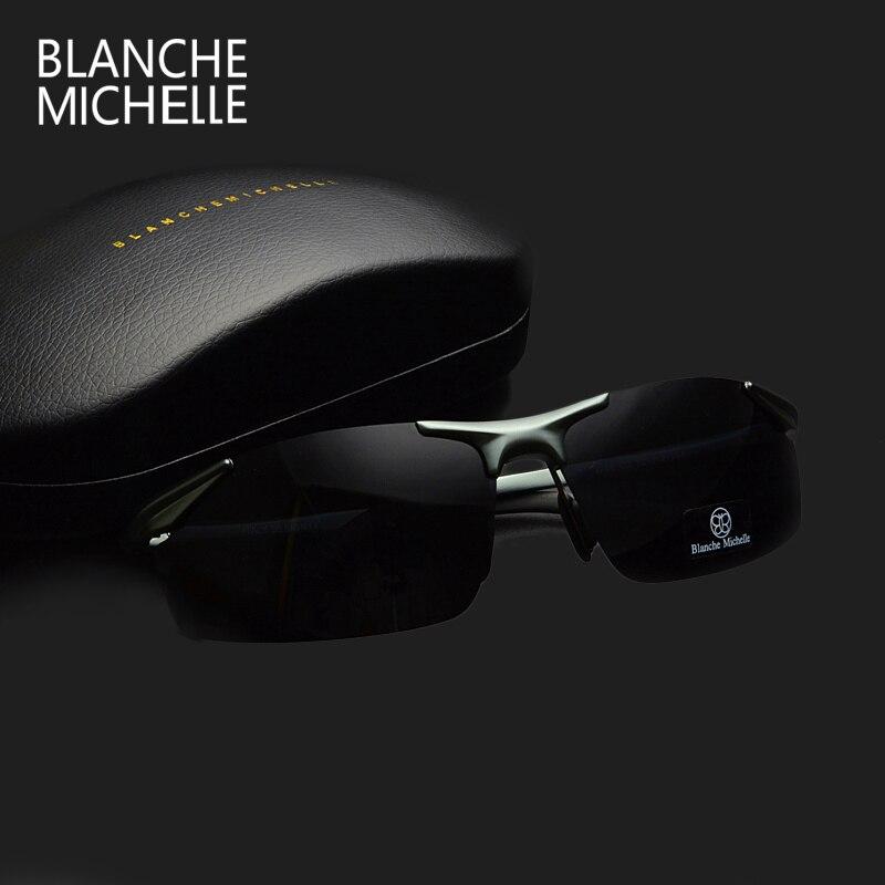 c4d18b37c98 Blanche Michelle 2018 High Quality Rectangle Polarized Sunglasses Women  UV400 Sun Glasses Gradient Sunglass oculos With Box
