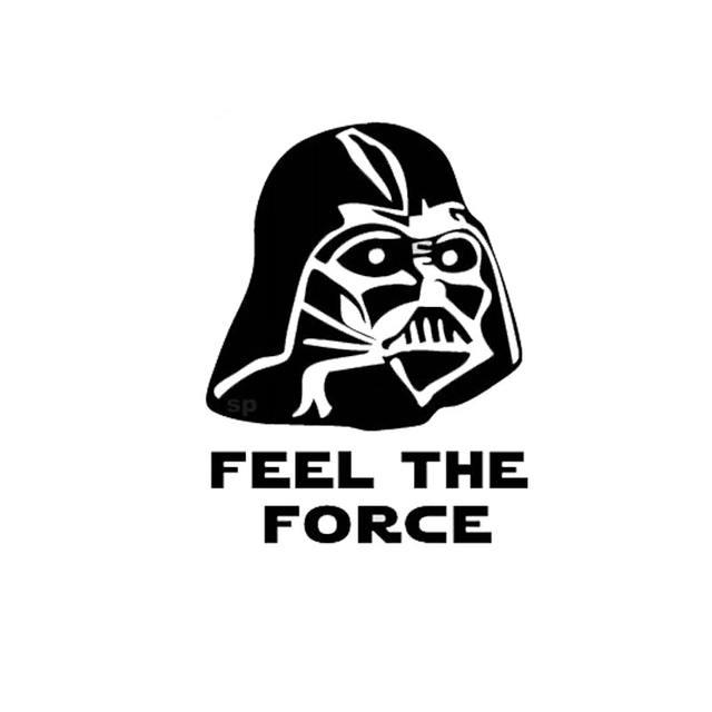 Star Wars Toilet Seat Sticker