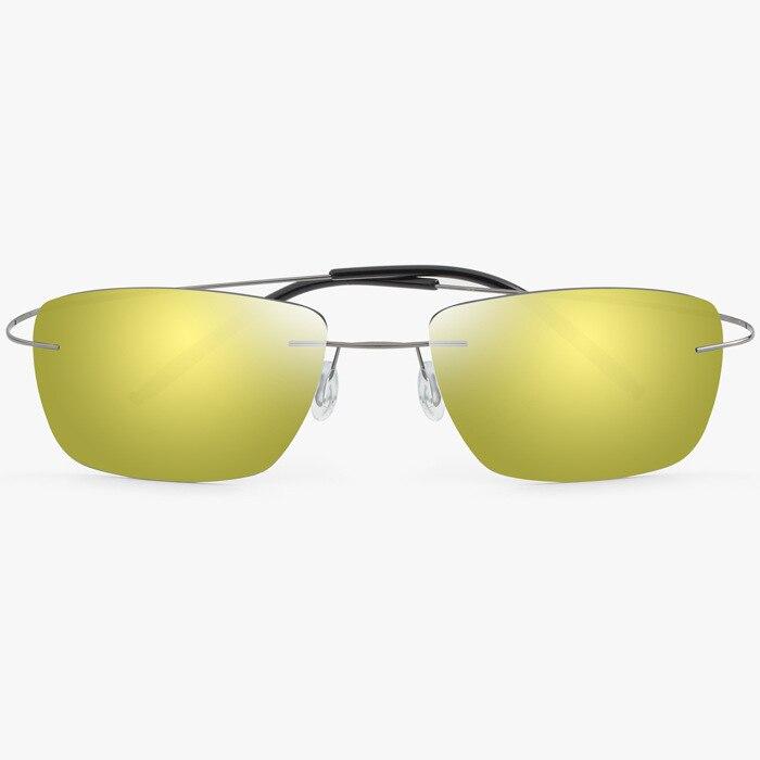 Темные очки Человек hipster личностью диск поляризованные очки солнцезащитные очки 2018 новый прилив восстановление древних способов BDS1-12
