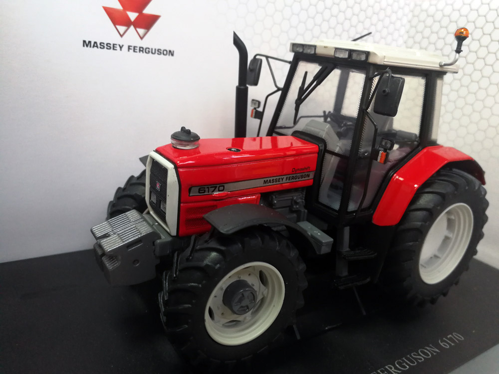 UH4202 1:32 Massey Ferguson 6170 Tractor-in Troquelado y vehículos de juguete from Juguetes y pasatiempos    2